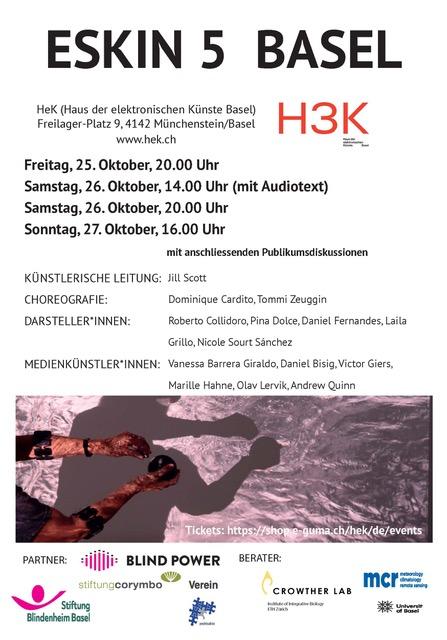Marille Hahne News Eskin 5 at H3K Basel